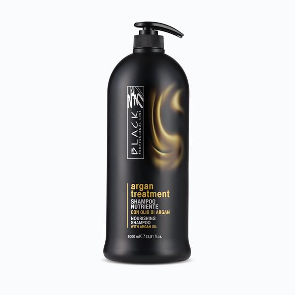 Shampoo nutriente con olio di Argan