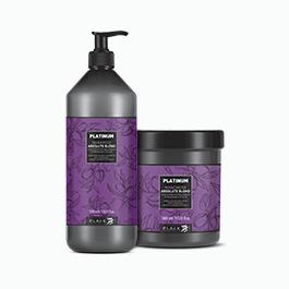Trattamento anti-giallo capelli biondi o decolorati - Platinum